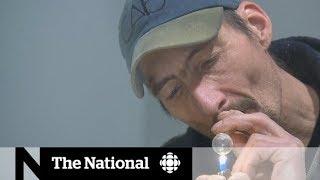 Safe inhalation sites for drug users in Alberta