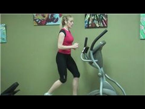 Cardio and Aerobic Exercising : How to Work out Abs on an Elliptical Machine