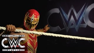 Gran Metalik poised to show why lucha libre is superior: Cruiserweight Classic: Bracketology
