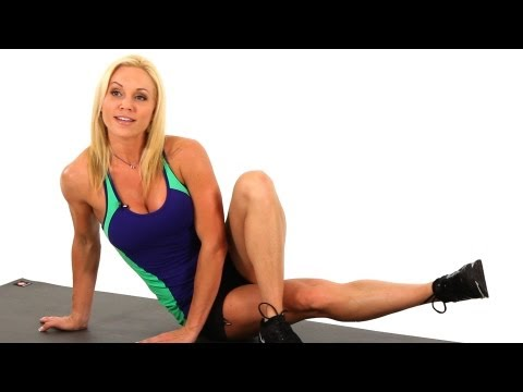 How to Do the Inner Thigh Pulse | Sexy Legs Workout