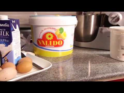 Valido Margarine with Dewdrops cakes