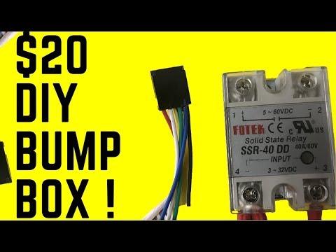 Easy DIY Bump Box