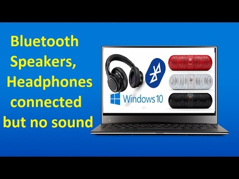 Music doesn't play over Bluetooth speakers!! - Howtosolveit
