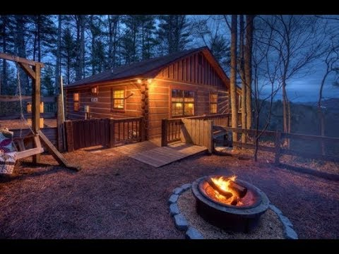 Blue Sky Cabin Rentals - Bear View Cove - Cozy one bedroom cabin