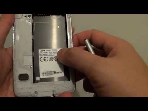Samsung Galaxy S5: How to Find the IMEI Number
