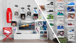 Ultimate Hypebeast Sneaker Apartment (feat. Harrison Nevel)