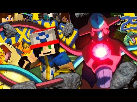 DEOXYS IL NUOVO POKEMON LEGGENDARIO ALIENO - Minecraft ITA - PIXELMON #25
