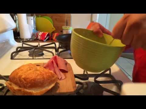 How To Cook - Breakfast Croissants