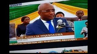 Big confusion exposed on ZBC News.[Funny]