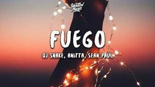 DJ Snake - Fuego (Lyrics) ft. Anitta, Sean Paul, Tainy