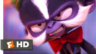 The Secret Life of Pets 2 - Evil Circus Monkey Scene (8/10) | Movieclips