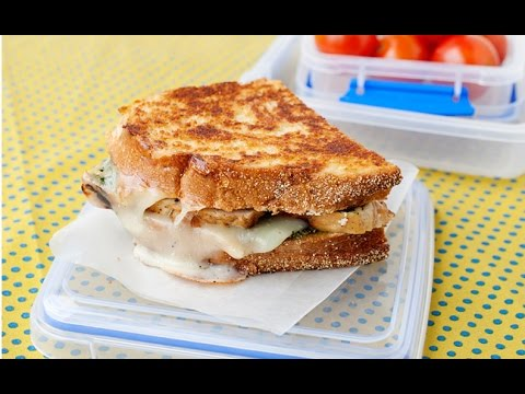 How to Grill a Sandwich and Pack it For School (or office) Lunch