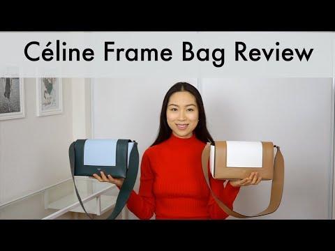 Céline Frame Bag Review with Mod Shots (ENG SUB)