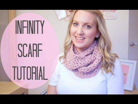 CROCHET: Infinity scarf tutorial | Bella Coco