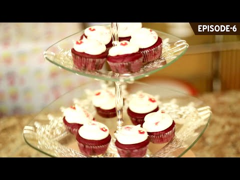 How to make Eggless Red Velvet Cupcakes with Cream Cheese Frosting