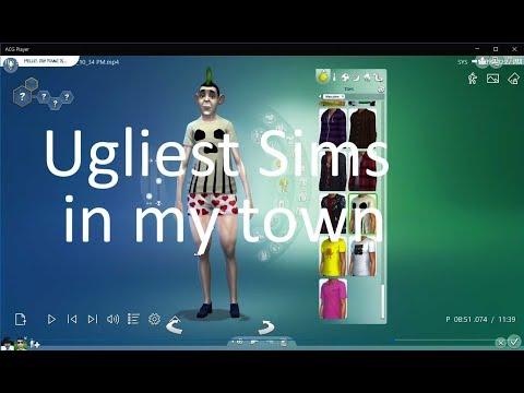 justin bieber and selena gomez in Sims 4