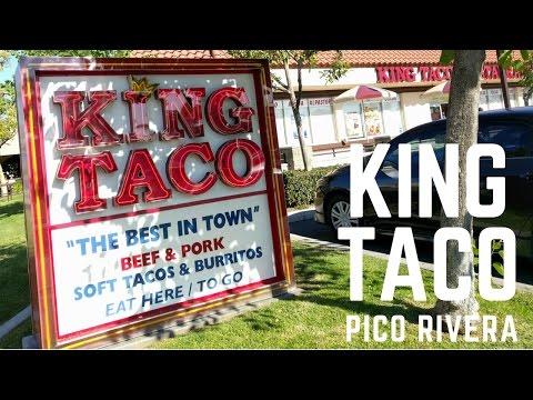 King Taco Rosemead Blvd Pico Rivera Carne Asada Nachos Mexican Restaurant