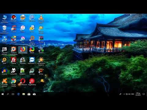 Windows 10 Home v1709 (Greek) in VMware Workstation Pro