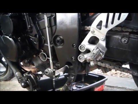 2006 GSXR Water Pump Leak Fixed (leaking oil/radiator fluid)