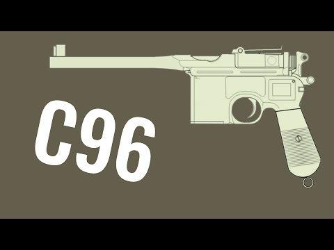 Mauser C96 - Comparison in 10 Different Games
