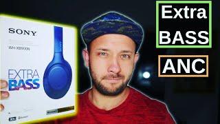 Audífonos Sony Wh-XB900N bajos y ANC Unboxing y Review, valen la pena?