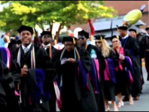 NCCU School of Law Graduation 2010