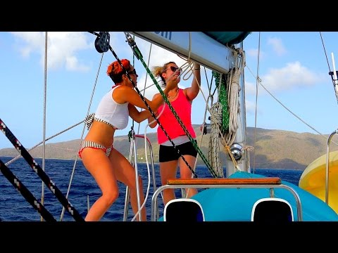CaptainRick Log-2 - 'Sophisticated Lady' New Adventures Beginning!  in BVI, CARIBBEAN