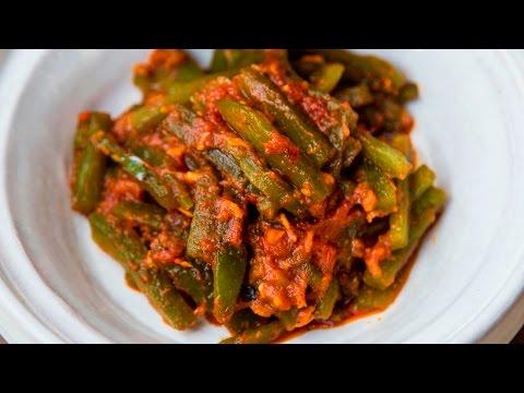 [ENG]  Taktouka - Pepper & Tomato Dip  / التكتوكة بالطماطم و الفلفل - CookingWithAlia - Episode 440
