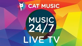 Cat Music Live TV / Non Stop Music 24/7 🎧