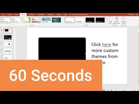How to Change Hyperlink Color in PowerPoint