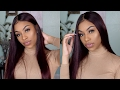 How To Make a Lace Frontal Look Natural w/ Short Natural Hair
