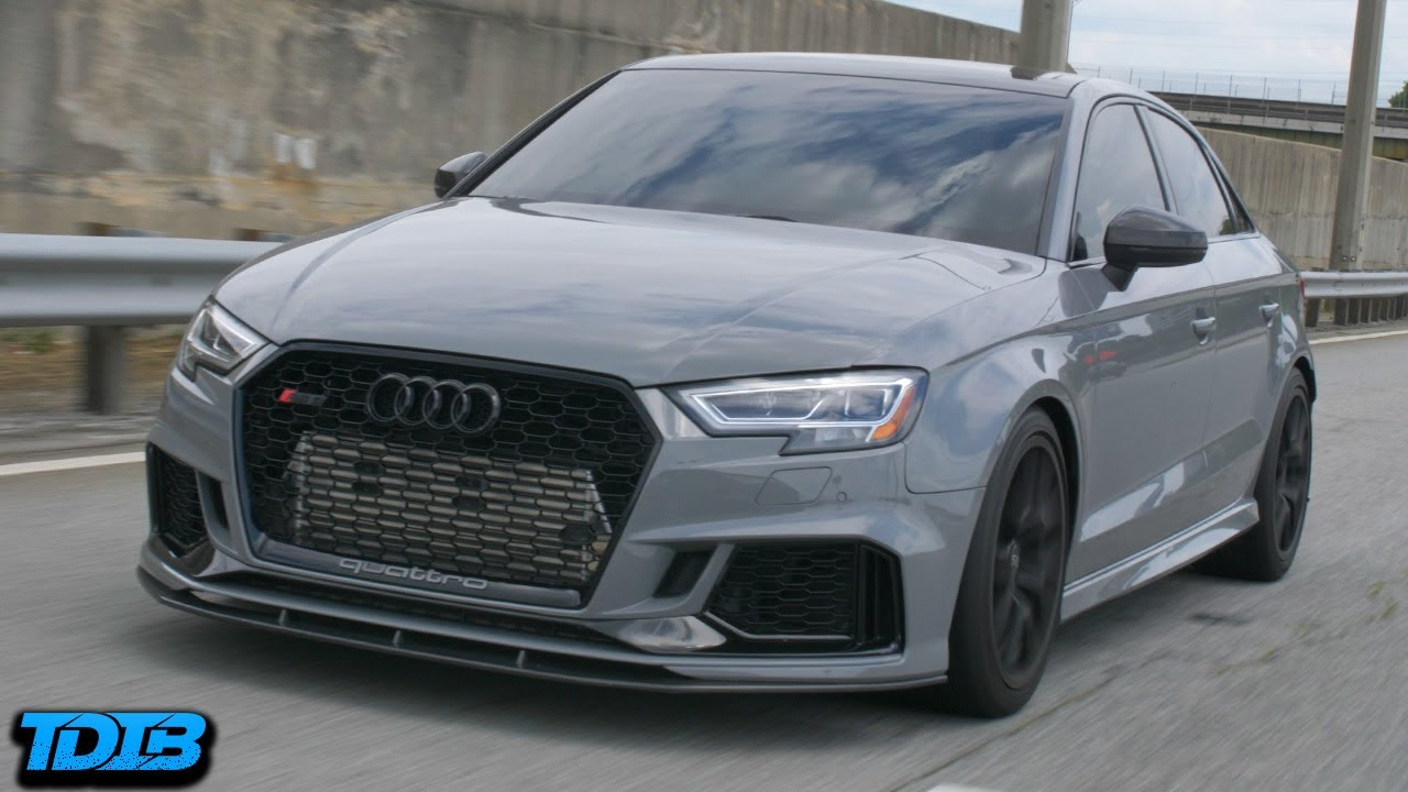 800HP Audi RS3 Review: A GTR's Worst Nightmare