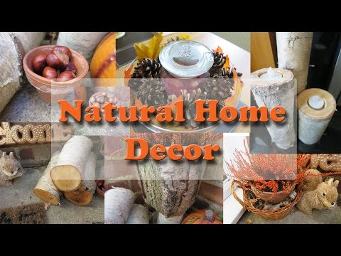 Free Natural home decor