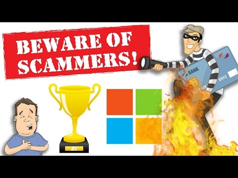 Don T Try To Scam An Ex Microsoft Employee Or This Will Happen
