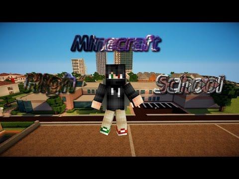 First Girlfriend | High School [S1:Ep2] Minecraft Roleplay