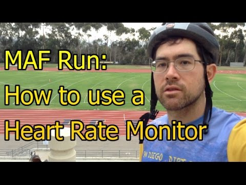 MAF Run: Using A Heart Rate Monitor to Determine Running Fitness