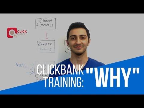 Clickbank Training: The