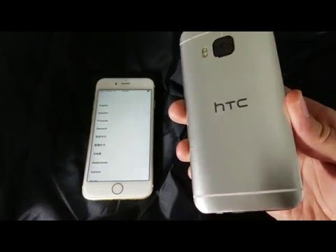 ALL HTC PHONES: HOW TO TRANSFER TO IPHONE/IPAD - Contacts, Photos, Videos, Gmail, Bookmarks, etc