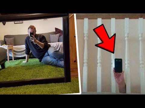 Photos of people selling mirrors online are the greatest