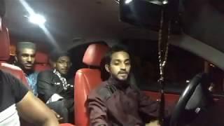 Ab to Bas Ek Hi Dhun Hai- Naat by Hafiz Kamran Qadri in Mauritius while driving