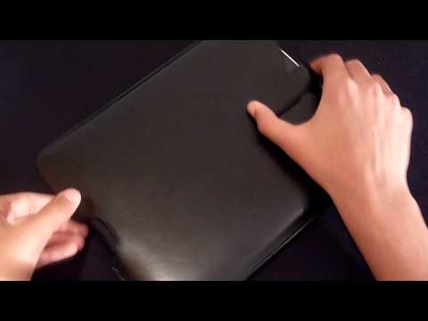 Professional Apple iPad Leather Sleeve Case (by FelTu) Review