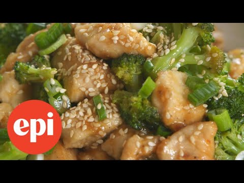 How to Make 22-Minute Sesame Chicken | Epicurious