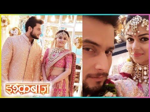 Rudra And Soumya Finally MARRIED | NEW TWIST | Ishqbaaz
