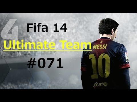 FIFA 14 Ultimate Team # 071 - Liga 1 Titelgewinn !!!