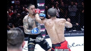 Bellator 188 Highlights: Noad Lahat Gets Decision Win - MMA Fighting