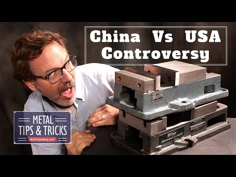 China vs Usa  controversy machine vise