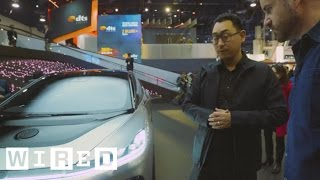 Get Up Close With Faraday Future