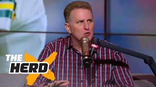 michael rapaport on cavaliers vs warriors mcgregor vs mayweather and more the herd