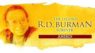 The Legend R.D. Burman Forever (Audio) Jukebox | Best Hindi Song Collection