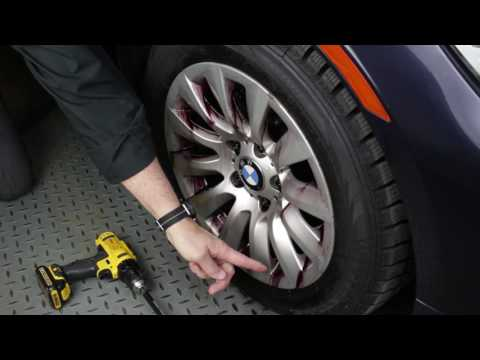 How To Clean Wheels Using The Power Woolie
